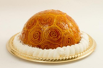 Lemon Bombe