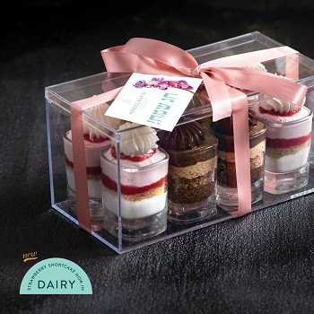 "Shavuos Gift Box ""DAIRY"" ($38)"